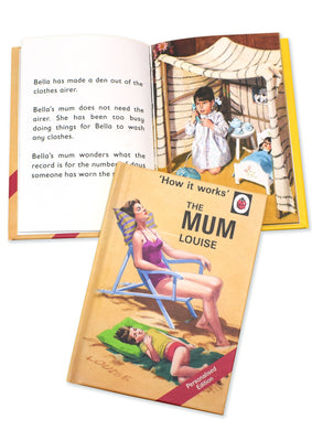 Mum A Ladybird Personalised Book