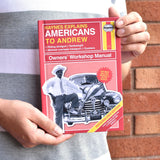 Personalised Haynes Explains Americans Book
