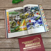 Personalised Gerry Anderson Comic Collection Special Edition Book