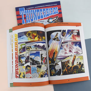 Personalised Thunderbirds Volume Four Book