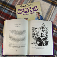 Personalised Five Forget Mothers Day Book