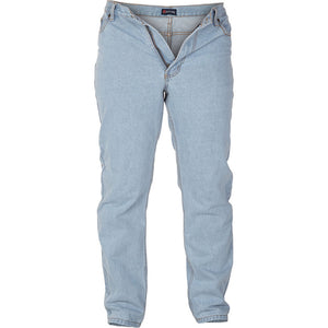Mens Rockford Comfort Fit Cotton Rich Jeans