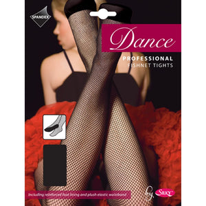 Ladies Women Silky Dance Professional Fishnet Tights
