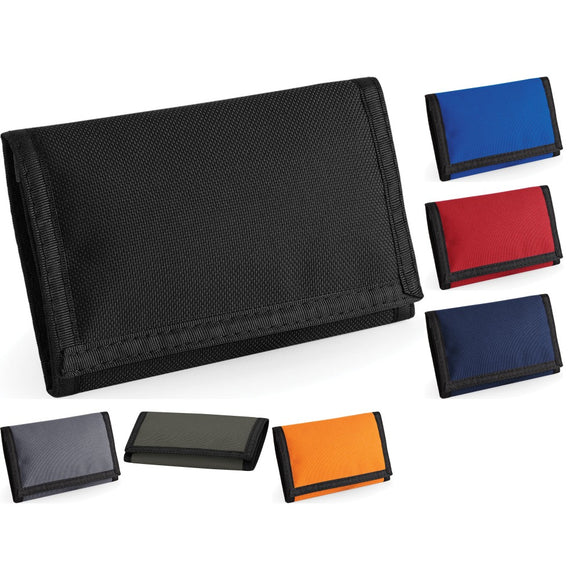 Mens Bag Base Ripper Colour Money Wallet