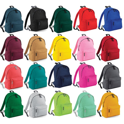 Bag Base Fashion Back Pack Bag Ruck Sack Travel School Flight