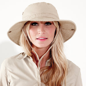 Ladies Women Beechfield 100% Cotton American Cow Girl Style Outback Hat