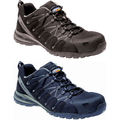 Mens Dickies Mesh Tiber Super Safety Light Weight Trainer Sneaker Shoes