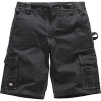 Mens Dickies Industry 300 Two Tone Work Shorts Elasticated Waist Cargo Pockets