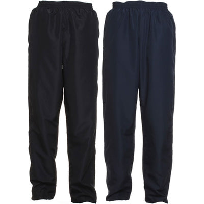 Mens Gamegear® Plain Polyester Sports Training Tracksuit Trousers Pant Bottoms