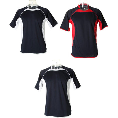 Mens Gamegear® Cooltex® Team Rugby Shirt Jersey Top