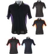 Mens Gamegear® Cooltex® Active Polo Neck Collar Short Sleeve Polyester Shirt Top