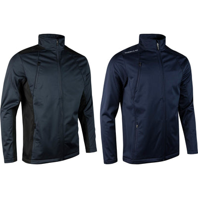Mens Glenmuir High Performance Bonded Fleece Wind Jacket