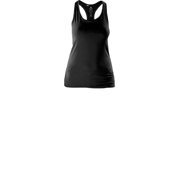 Ladies Women Kariban Fitness Dance Yoga Racerback Tank Top Sleeveless Vest
