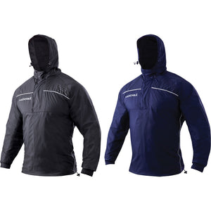 Mens Kooga Canberra Light Weight Shower Proof Hooded Jacket Top