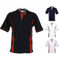 Mens Kustom Kit Scottsdale 100% Cotton Smart Polo Neck Collar Shirt Top
