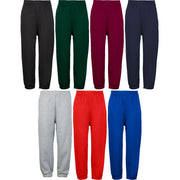 Kid Children Maddins Coloursure Sweat Pant Jogging Jog Bottoms Sport Gym Trouser