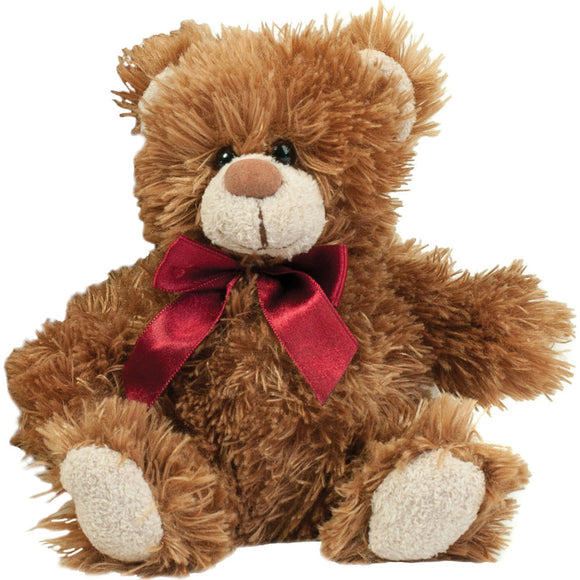 Mumbles Toddler Monty Soft Plush Toy Teddy Bear (Brown)