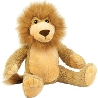 Mumbles Toddler Soft Plush Toy Lenny the Lion Teddy Bear