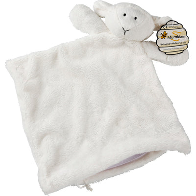 Mumbles Baby Toddler Plush Lamb Snuggy Toddler Bear Blanket