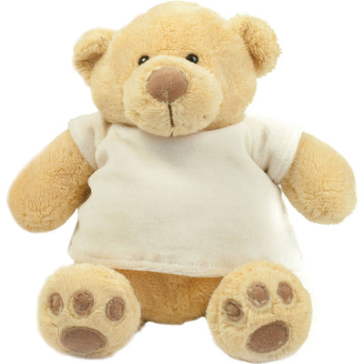 Mumbles Baby Toddler Soft Plush Honey Toy Teddy Bear with T Shirt