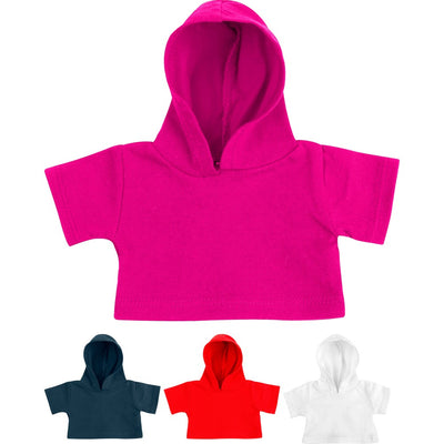 Mumbles 100% Cotton Colour Hoodie Hoody Hooded Top Toy Teddy Bear