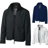Mens Nimbus Providence Fitted Jacket Top with Mesh Lining