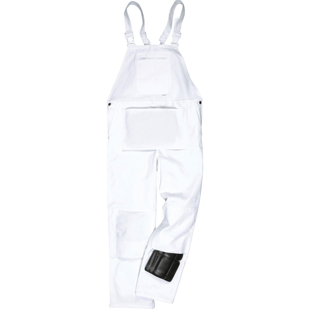 Portwest Painter Decorator Craftsman 100% Cotton Dungaree Bib & Brace