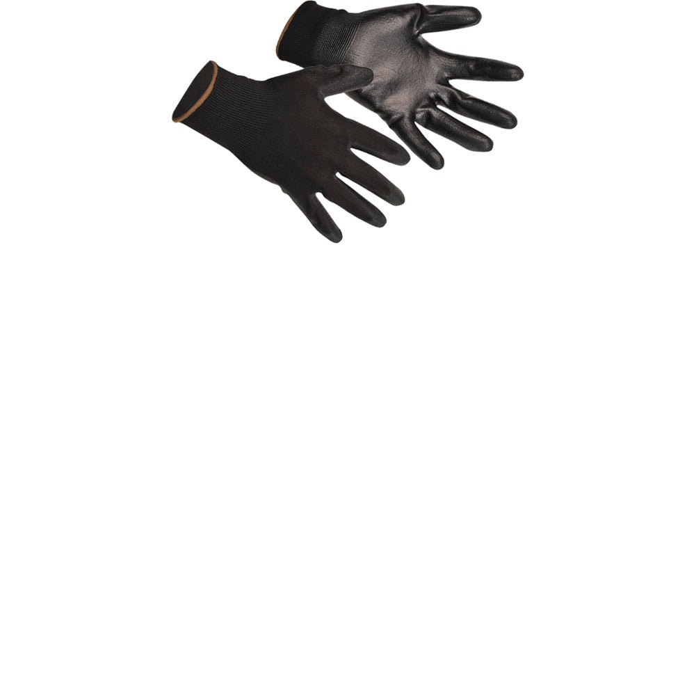 Mens Portwest PU Palm Finger Coated Gloves (A120)