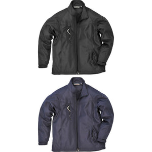 Mens Portwest Oregon Softshell Jacket Coat Top (TK40)