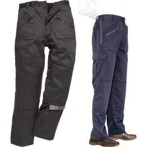 Ladies Women Portwest Action Work Trouser Bottoms Pant