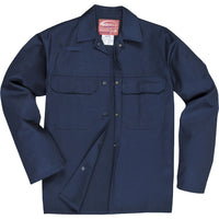 Mens Portwest 100% Cotton Bizweld™ Jacket