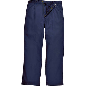 Mens Portwest Bizweld™ 100% Cotton Trouser Bottoms Pant