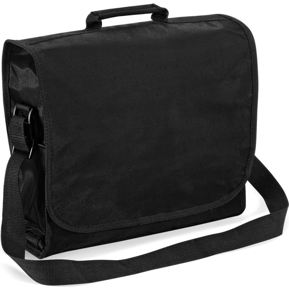 Quadra Record Messenger Bag Case with Shoulder Strap