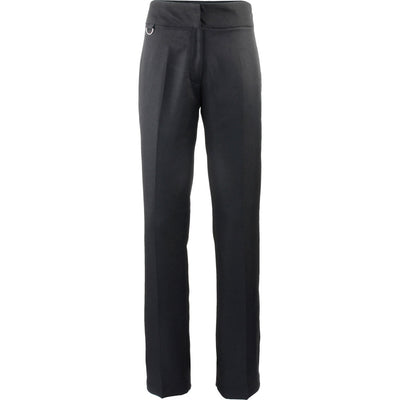 Ladies Women Premier Flat Front Hospitality Bootcut Trouser Bottom Pant