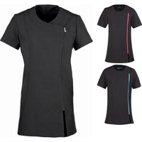 Ladies Women Premier Camellia Beauty and Spa Easycare Tunic Top