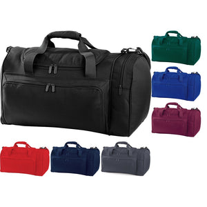 Quadra Plain Colour Universal Holdall Gym Travel Sport Bag