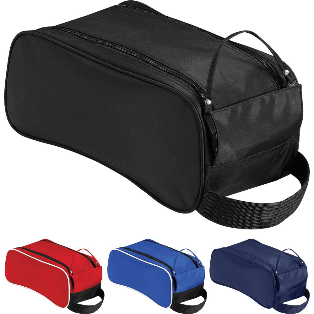 Quadra Teamwear Colour Shoe Bag