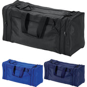 Quadra Jumbo Sport Gym Athletic Kit Holdall Bag