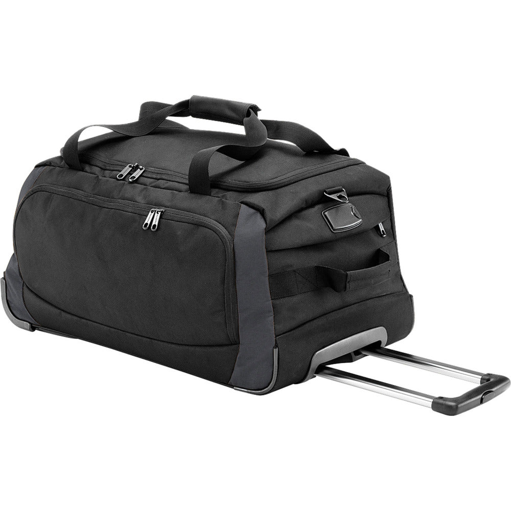 Quadra Tungsten™ Wheelie Travel Bag Case