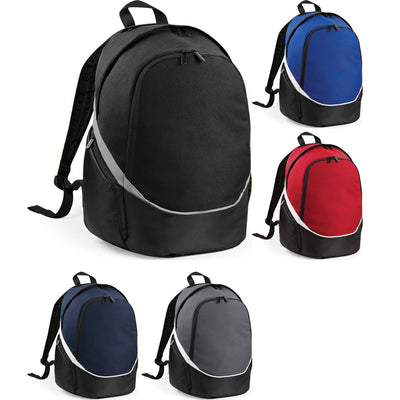 Quadra Colour Pro Team Back Pack Bag Case