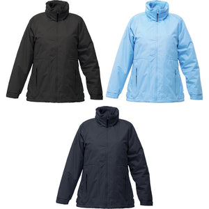 Ladies Women Regatta Hudson Waterproof Colour Coat Jacket Top