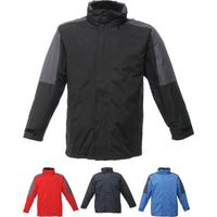 Mens Regatta Defender III 3-in-1 Waterproof Jacket Coat Fleece Lined