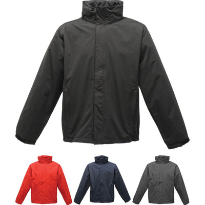 Mens Regatta Pace II Waterproof Winter Warm Lined Jacket Coat