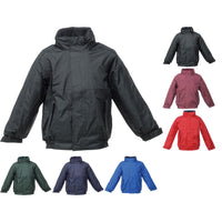 Kid Children Boy Girl Regatta Dover Waterproof Thermal Lined Jacket Coat
