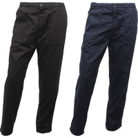 Mens Regatta New Lined Action Multi Pocket Part Elasticated Trouser Pant Bottoms
