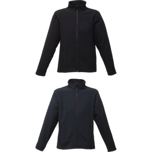 Mens Regatta Reid Light Weight Warm Back Softshell Winter Jacket Top