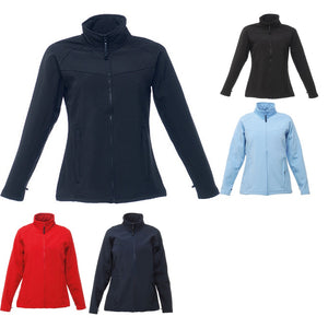 Ladies Women Regatta Uproar Softshell Warm Back Winter Jacket Top