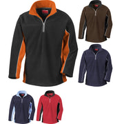 Mens Result Tech3™ Contemporary Sport Fleece Top
