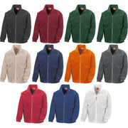 Mens Result Polartherm® Winter Warm Colour Coat Jacket