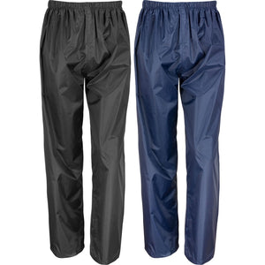 Mens Result Core Waterproof Over Trouser Protective Cover